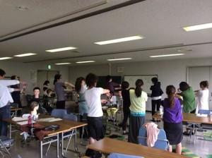 カット講習東京201407
